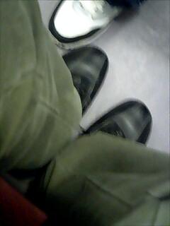 220「同じ靴を毎日はかない」